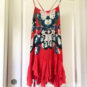 Free People flowy indie dress